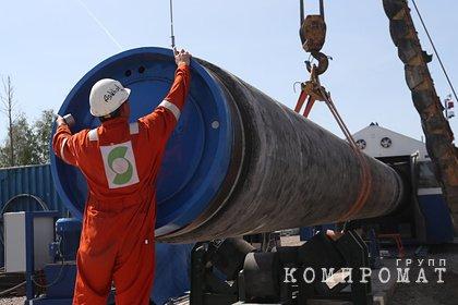 В Совфеде оценили возможное требование Украины к США из-за Северного потока-2