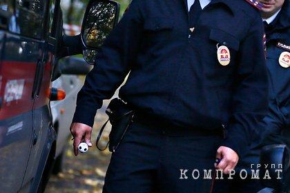 Начальника отдела российской полиции арестовали на два месяца по делам о взятках