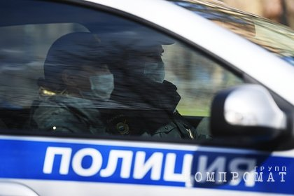 Полиция задержала трех человек после массовой драки со стрельбой в Подмосковье