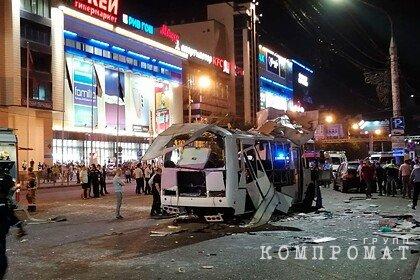 Владельца взорвавшегося автобуса уличили в установке газового оборудования