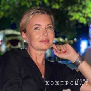 Елена Марченко, жена депутата Леонида Калашникова