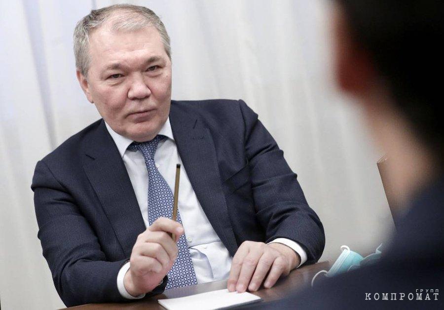Депутат Госдумы Леонид Калашников