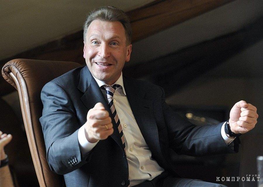 Игорь Шувалов, говорят, очень любит итальянский виноград