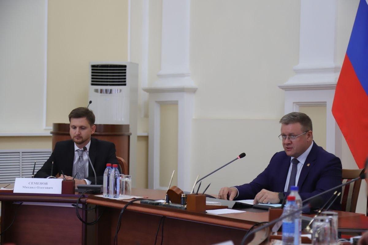 Безработный на пост вице-губернатора Рязанской области