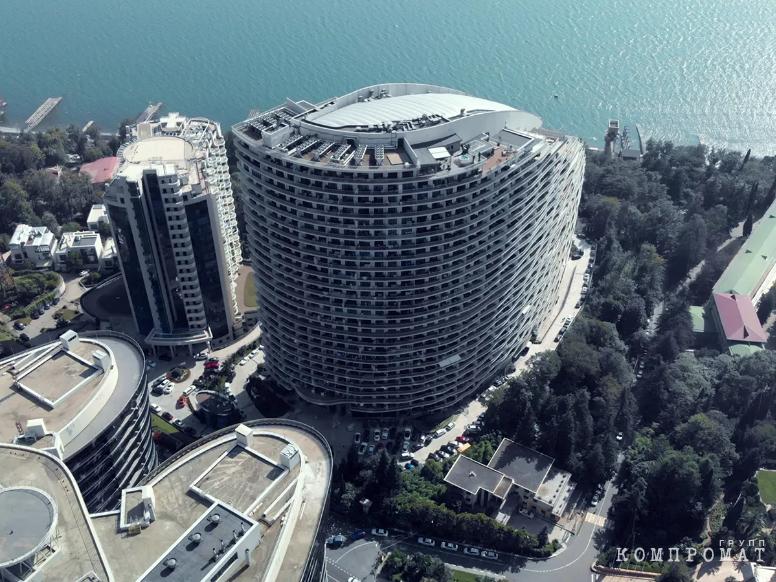 Жилой комплекс «Актер-гэлакси» в Сочи