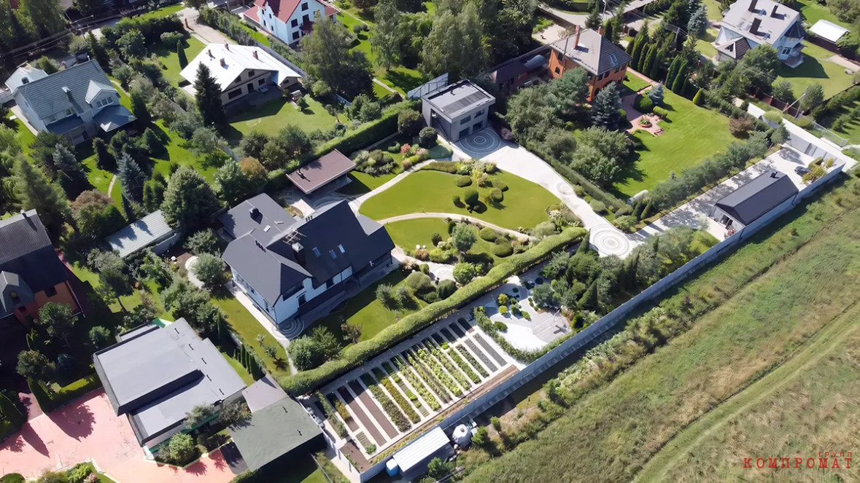 Дом Светланы Поляковой в деревне Палицы Московской области
