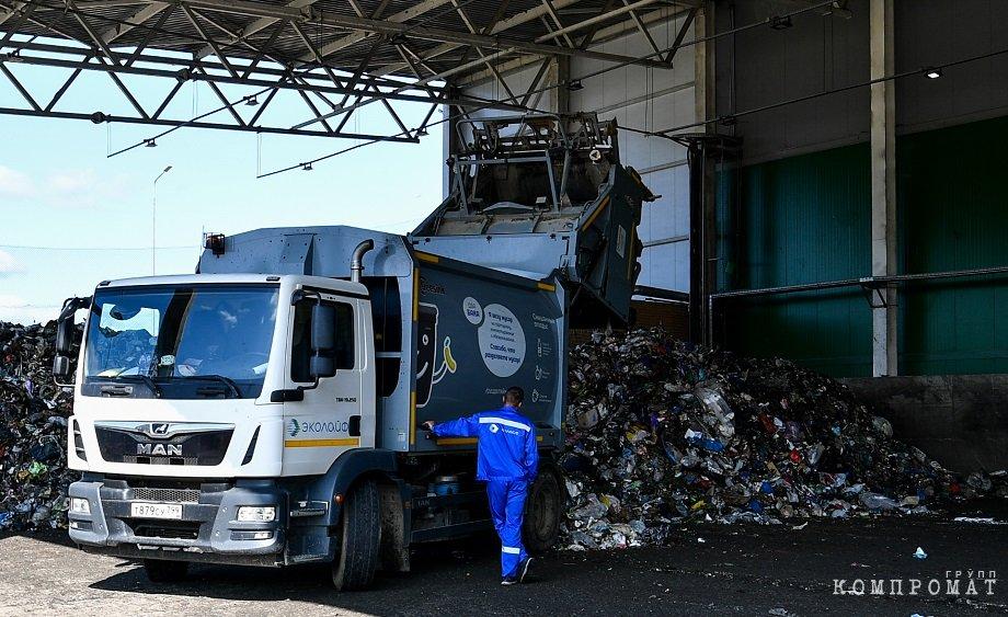 В Москве плата за вывоз мусора не взимается отдельной строкой, а включена в графу «Содержание и эксплуатация», что не позволяет ФАС жёстко контролировать тарифы