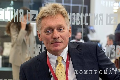 Кремль прокомментировал информацию о возможном саммите Путина и Байдена
