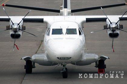 Названа причина падения самолета L-410 под Иркутском