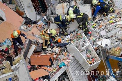 Число пострадавших при взрыве в доме в Подмосковье снова увеличилось