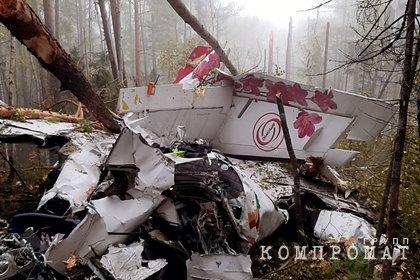 В авиакомпании назвали возможные причины крушения L-410 под Иркутском
