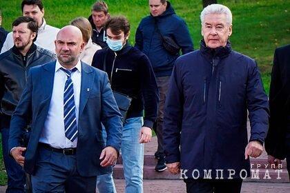 Собянин представил свою команду на выборах в Госдуму