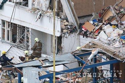 Число пострадавших при взрыве газа в Ногинске увеличилось до 20