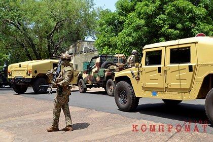 Кремль прокомментировал информацию о сделке с ЧВК Вагнера в Мали