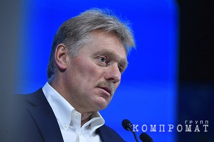 Песков высказался о возможной кандидатуре нового главы МЧС