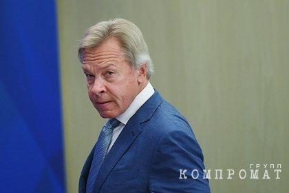 Пушков обвинил Украину в политическом жульничестве