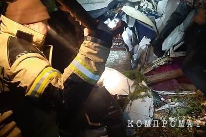 Раскрыты имена погибших при крушении самолета под Иркутском