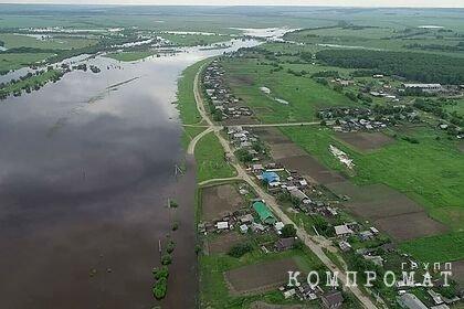 Ущерб от паводка в Приамурье оценили в девять миллиардов рублей