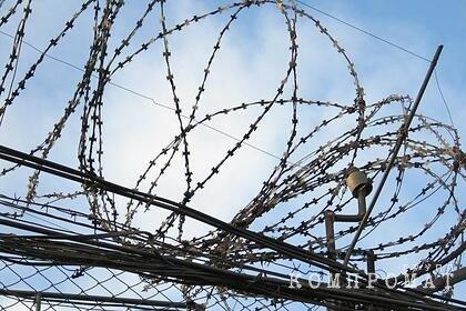 Заключенные в российской колонии объявили голодовку
