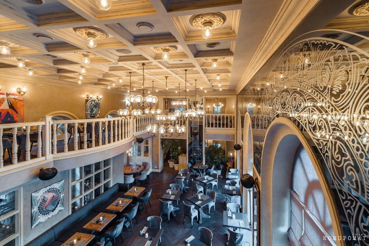 А VIP- ресторан все-таки появился