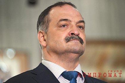 Меликова избрали главой Дагестана