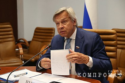 В Совфеде резко ответили на слова Столтенберга о России