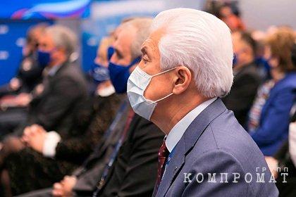Васильева избрали главой фракции ЕР в Госдуме VIII созыва