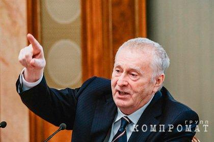 Жириновский заявил о страшной болезни у 23 депутатов новой Госдумы