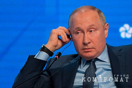 Путин ответил на вопрос о страхе заразиться коронавирусом