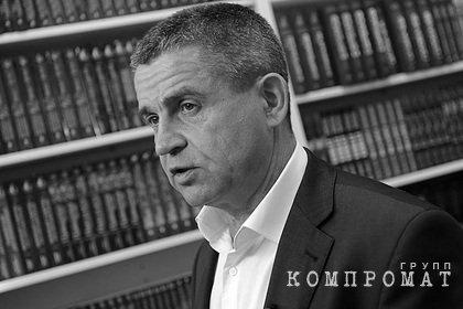 Умер бывший представитель Следственного комитета Владимир Маркин