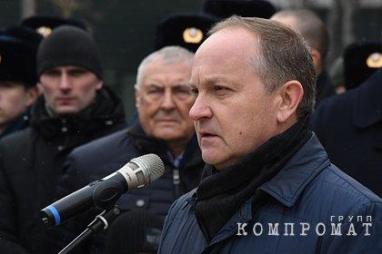 На бывшего мэра Владивостока завели дело