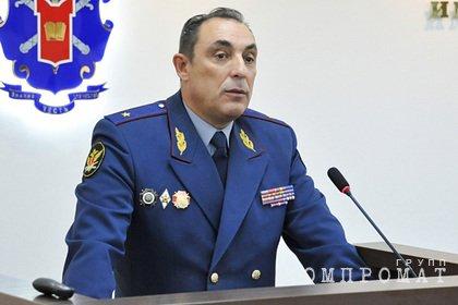Российского генерала арестовали за злоупотребление полномочиями