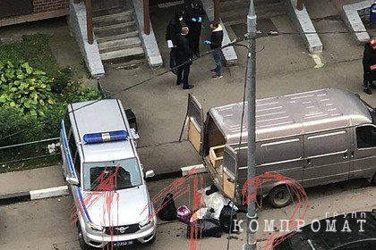 В Подмосковье найдены мумифицированные тела мужчины и женщины в подъезде дома